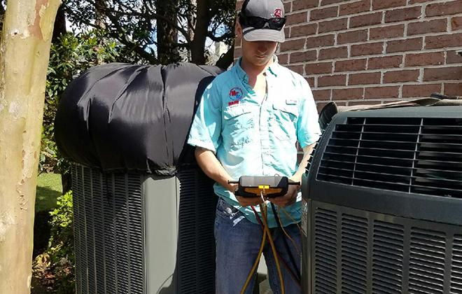 Air Conditioning Tune-Up Service