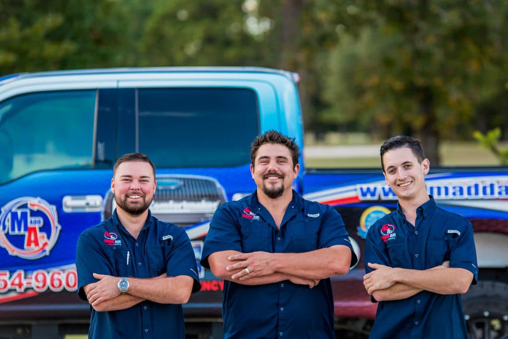 HVAC company Kingwood TX
