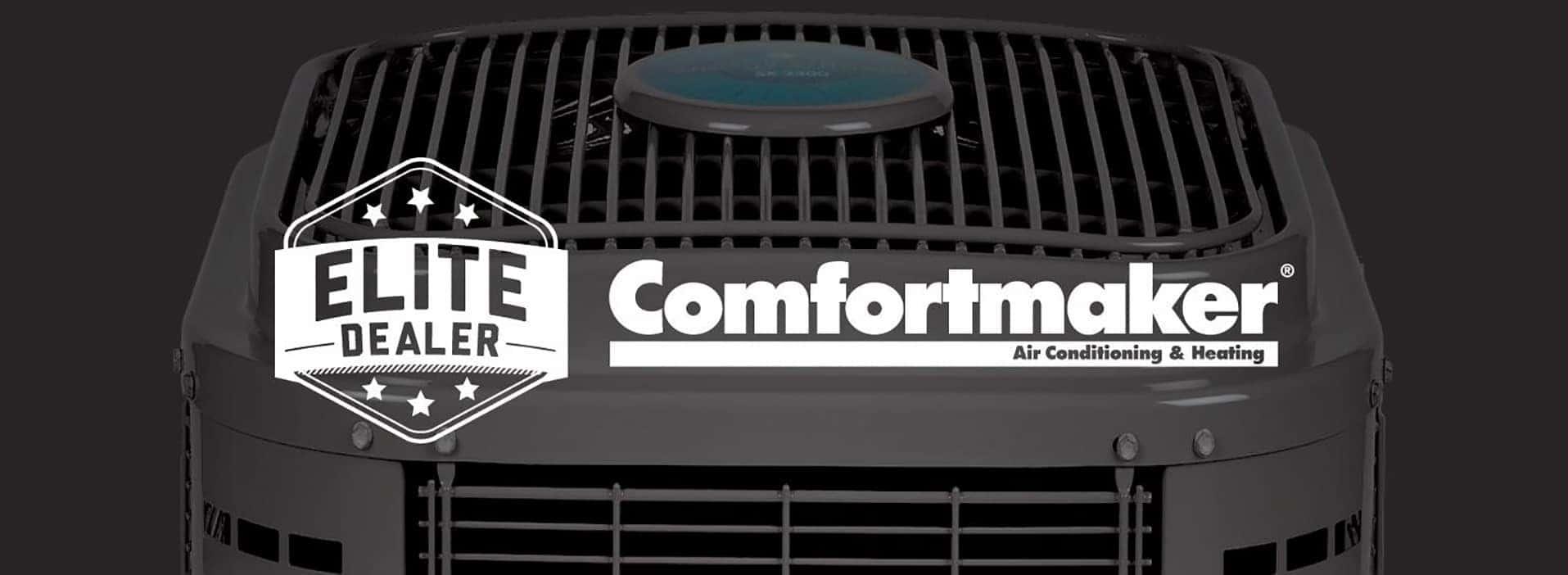 Comfort Maker AC installation